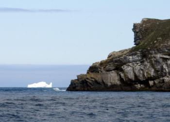 Iceberg near Great Island